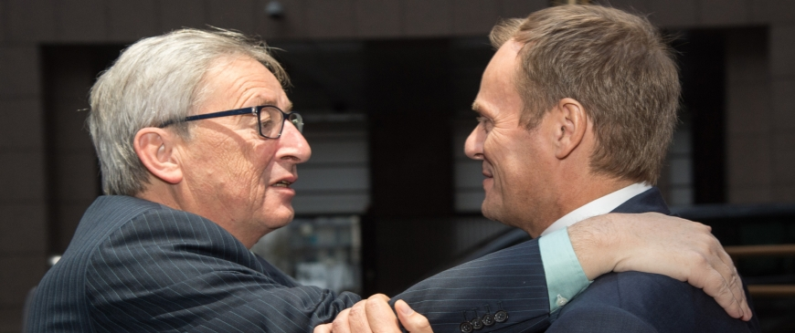 Judy Asks: Can Tusk boost EU foreign policy?