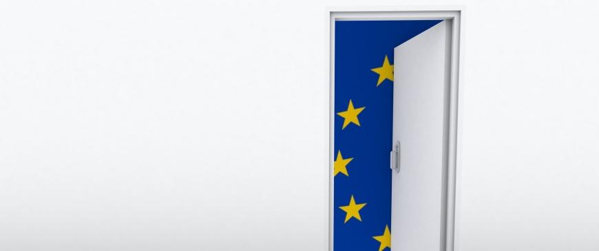 EU enlargement: Door half open or door half shut?