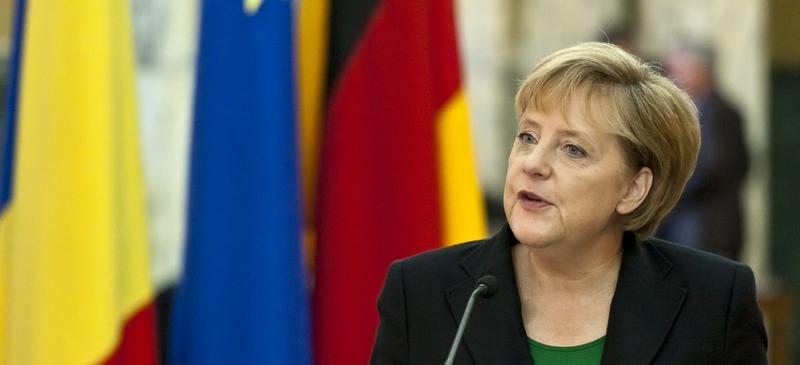 Merkel masters markets with euro austerity