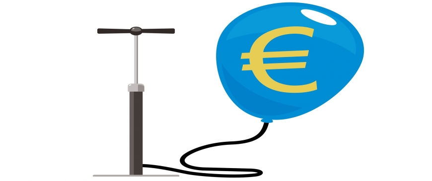 Quantitative easing alone will not ward off deflation