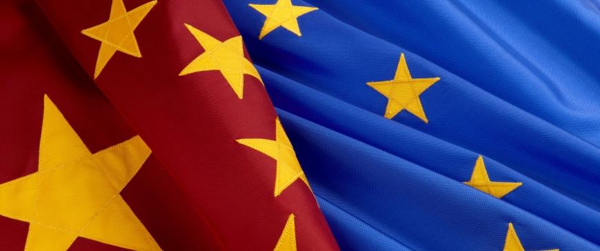 The EU, Russia and China