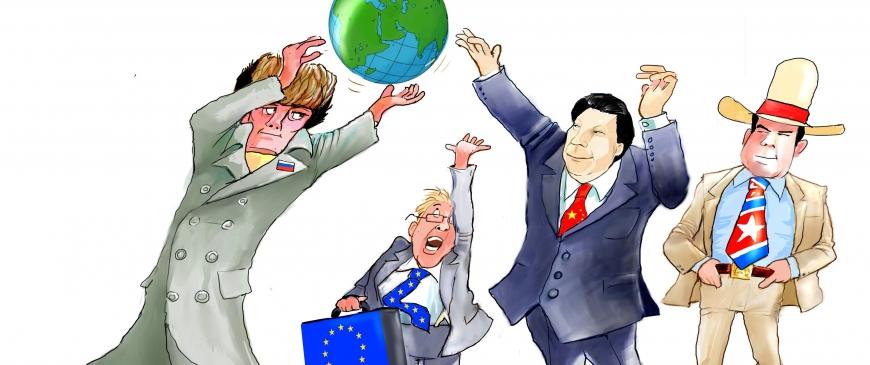 Russia, China and global governance