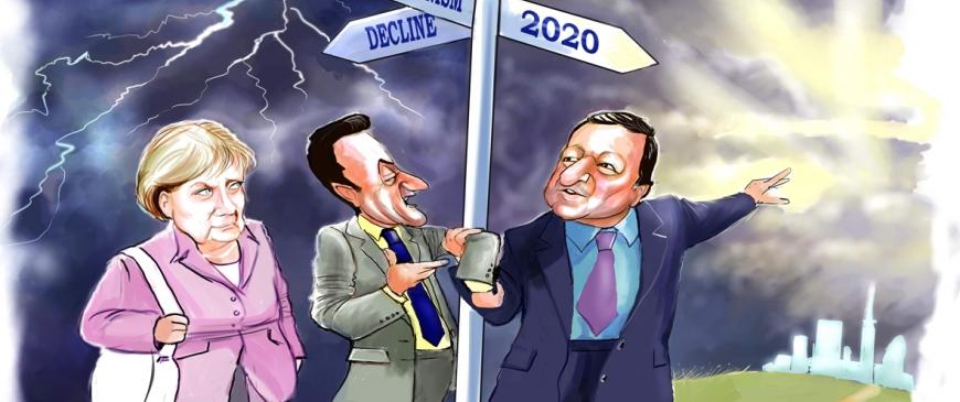 The Lisbon scorecard X: The road to 2020