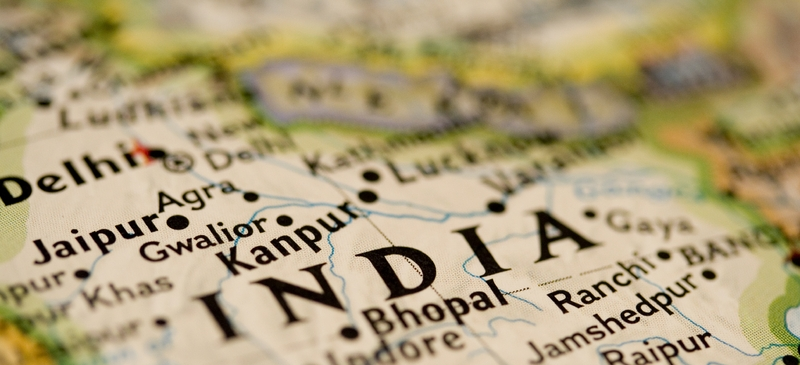 India tilts to the west as the world's new poles emerge