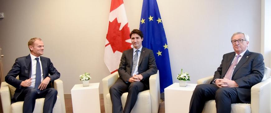 Uk Eu Canada Centre For European Reform