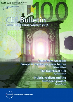 Bulletin issue 100 - February/March 2015