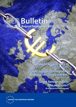 Bulletin issue 103 August/September 2015
