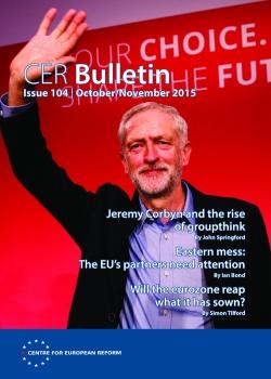 Bulletin issue 104 - October/November 2015