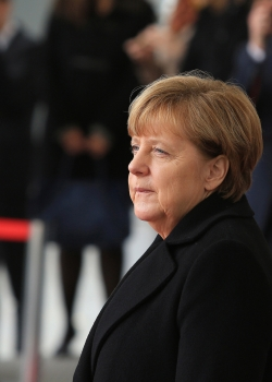 Merkel after Paris