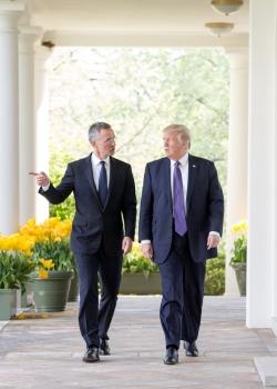 Europe's NATO balancing act