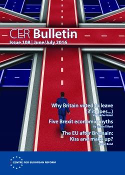 Bulletin Issue 108 - June/July 2016