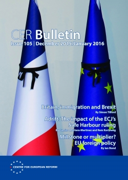 Bulletin Issue 105 - December 2015/January 2016