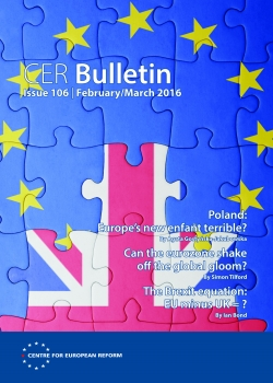 Bulletin Issue 106 - February/March 2016