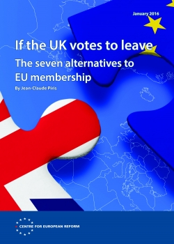 If the UK votes to leave: The seven alternatives to EU membership