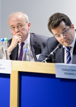 Seminar on 'Russia in transition, the impact of the elections on the economy, the rule of law and foreign policy' event thumbnail
