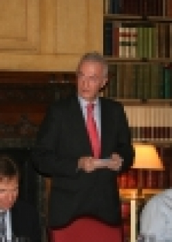 Dinner on 'What are Europe's counter-terror priorities?' event thumbnail
