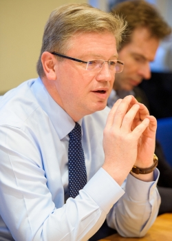 Roundtable on 'The future of the EU's Eastern Partnership and the European Neighbourhood Policy' event thumbnail