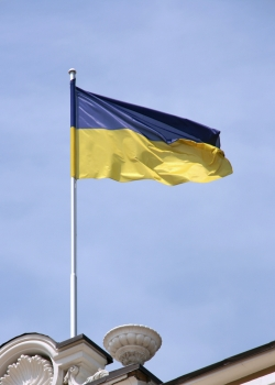 France finds a friend in Ukraine