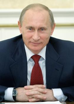 Is Putin going soft?