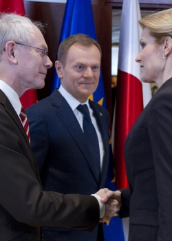 Learning from Herman: A handbook for the European Council president