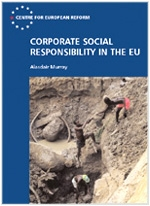 Corporate social responsibility in the EU