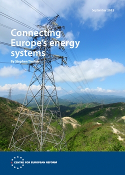 Connecting Europe's energy systems