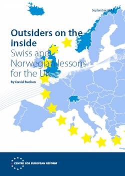 Outsiders on the inside: Swiss and Norwegian lessons for the UK