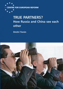 True partners? How Russia and China see each other