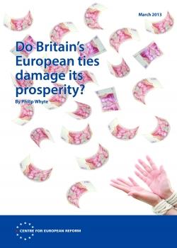 Do Britain's European ties damage its prosperity?