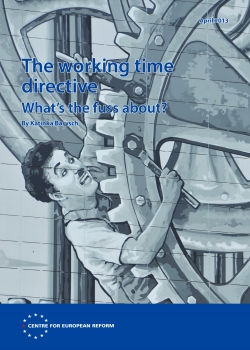 The working time directive: What's the fuss about?