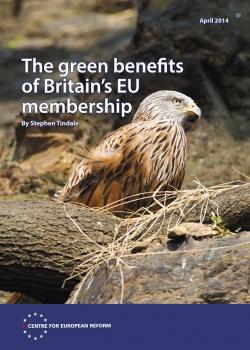 The green benefits of Britain's EU membership