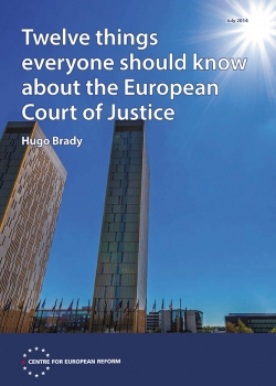 Twelve things everyone should know about the European Court of Justice