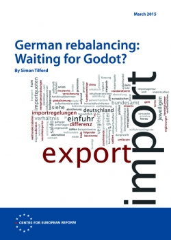 German rebalancing: Waiting for Godot?