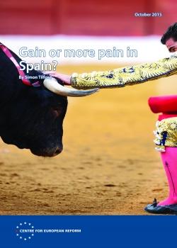 Gain or more pain in Spain?