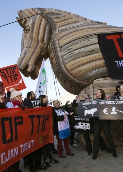 TTIP is no reason to leave the EU