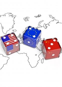 US, EU, China dice