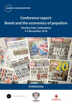 Brexit dissertation topics economics